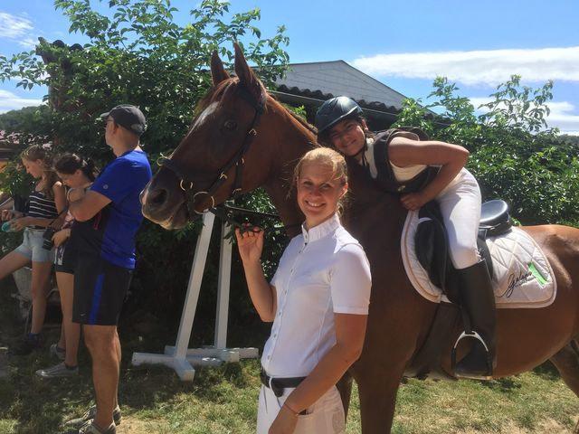 Calapo Equestrian Team