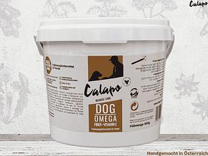 CALAPO DOG OMEGA FIBER & E